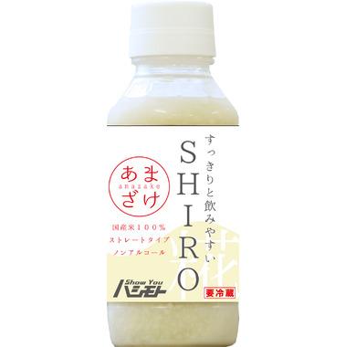 すっきりと飲みやすいSHIRO 200ml