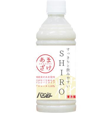 すっきりと飲みやすいSHIRO 500ml
