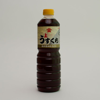 上うすくち醤油1000ml