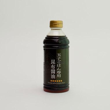 玉子ごはん専用醤油500ml