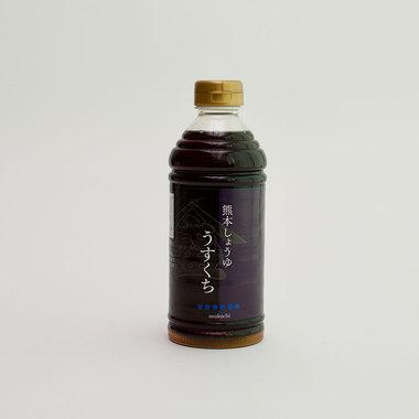 上うすくち醤油500ml